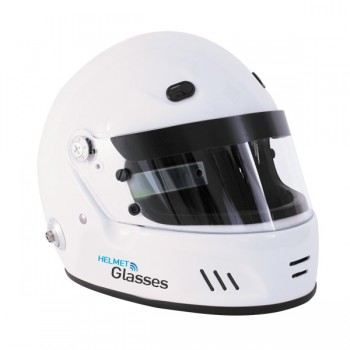 helmet-glass